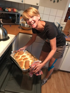 Baking again