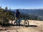 Finally biking