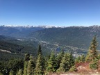 Whistler from above