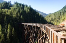 Ladner Creek Trestle