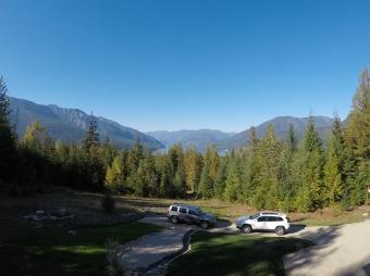 View to Arrow Lake
