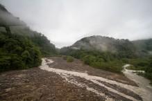 Auf dem Weg nach Tortuguero