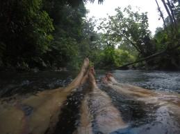 Immer noch im Fluss