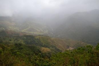 Monteverde nach dem Sturm
