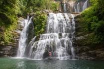 Nayuaca Wasserfälle