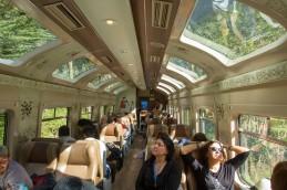 Vistadome train