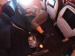 Air NZ SkyCouch